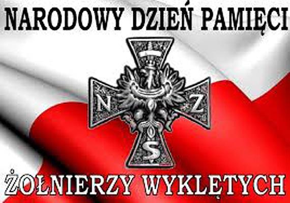 """Narodowy Dzień Pamięci """"Żołnierzy Wyklętych"""" w Świnoujściu"""