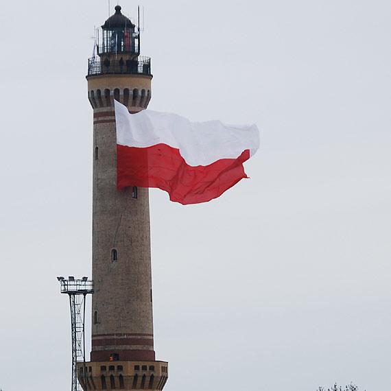 Przygotowania do Dnia Flagi w Świnoujściu śledzi cała Polska!