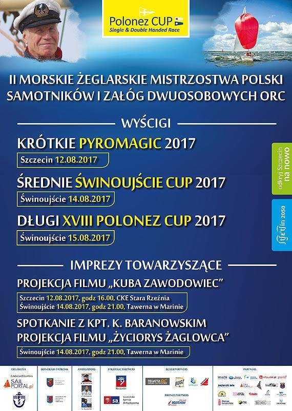Samotnicy i załogi dwuosobowe Morskich Żeglarskich Mistrzostw Polski ORC – Baltic Polonez Cup Race: na Start !!!!!  - Do Regat zostały 2 dni
