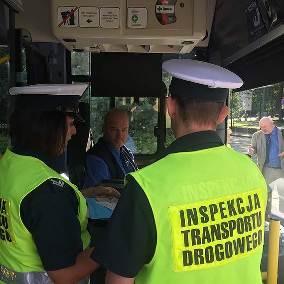 Główny Inspektorat Transportu Drogowego wyjaśnia: Skierowaliśmy wniosek o cofnięcie UBB zezwolenia na uruchomienie regularnego połączenia