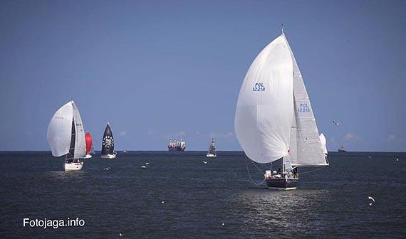 Wyniki wyścigów Świnoujście Cup 2017 - Morskie Żeglarskie Mistrzostwa Polski ORC – Baltic Polonez Cup Race