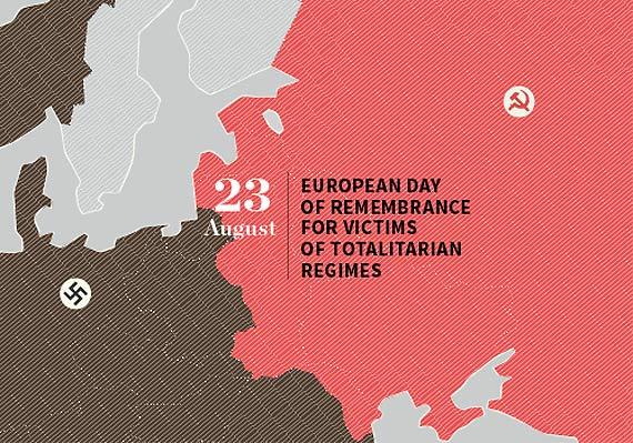 Europejski Dzień Pamięci Ofiar Reżimów Totalitarnych
