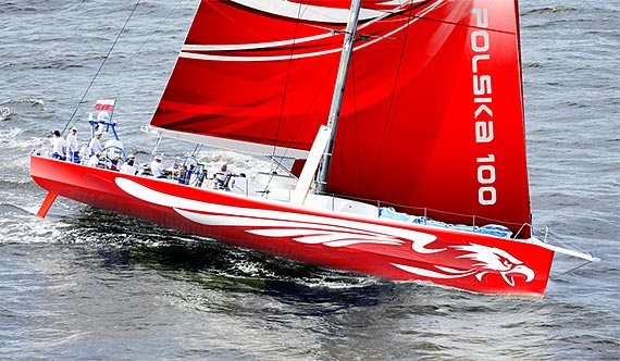 Biało-czerwony jacht wyruszy na morza dla uczczenia 100-lecia Niepodległości