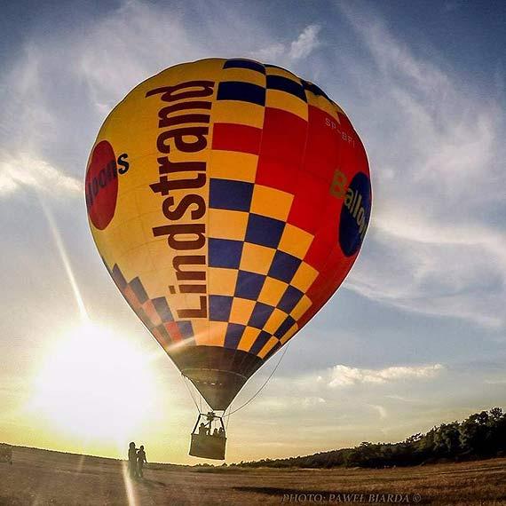 Pokazy balonowe już dzisiaj! Tym razem musi się udać!