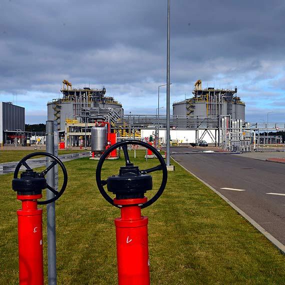 Kolejna dostawa LNG do Polski. Spółka Gaz System zapewnia, że terminal działa bez zakłóceń