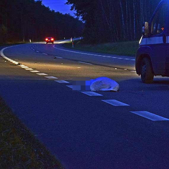 Czarna seria wypadków na drodze dojazdowej do Świnoujścia. Na ulicy Wolińskiej zginął młody mężczyzna!