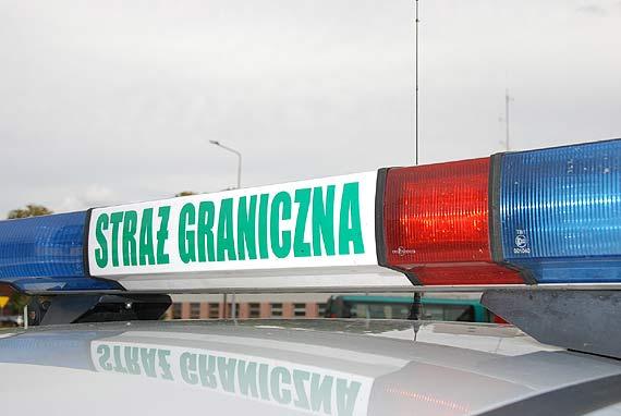 Ukrainiec chciał przekupić strażników granicznych dwustoma euro!