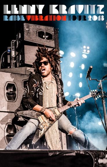 Lenny Kravitz powraca do Polski