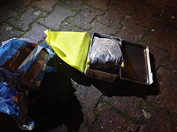 Policjanci zabezpieczyli ponad 2 kilogramy amfetaminy