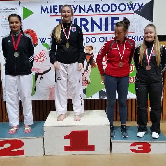 Puchar Polski w taekwondo olimpijskim – Olsztyn Cup 2017. Zawodnicy ULKSW Pomorze Świnoujście z 10 medalami!