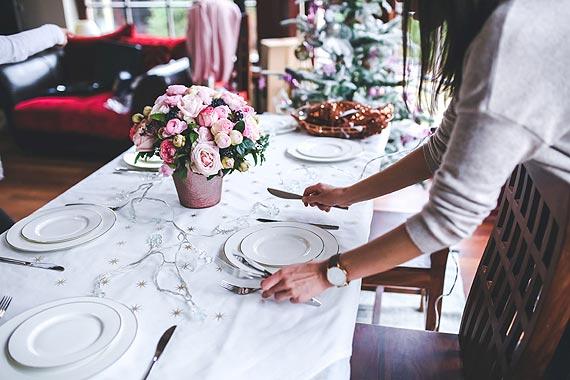 Jak przygotować stół na Wigilię?