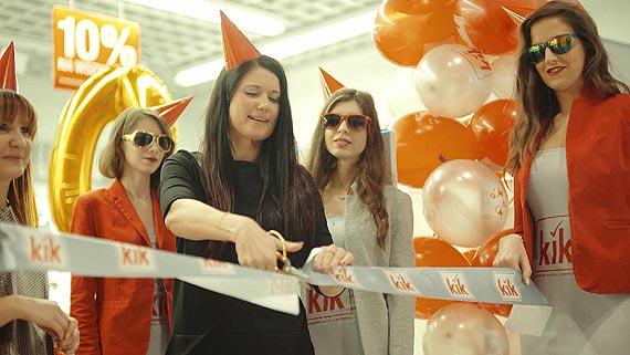 KiK kończy 2017 rok w wielkim stylu: otwarcie dwusetnego sklepu marki za nami!