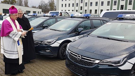 Nowe samochody zachodniopomorskiej KAS