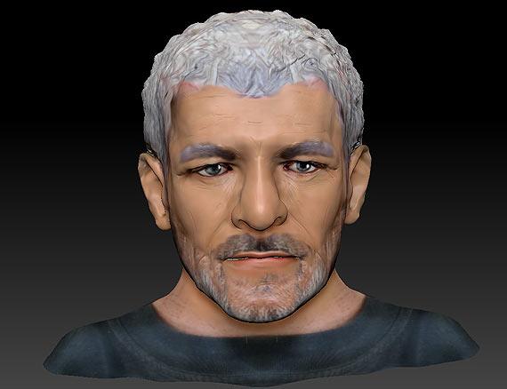 Próba ustalenia tożsamości zmarłego - specjalistyczna rekonstrukcja jego wizerunku