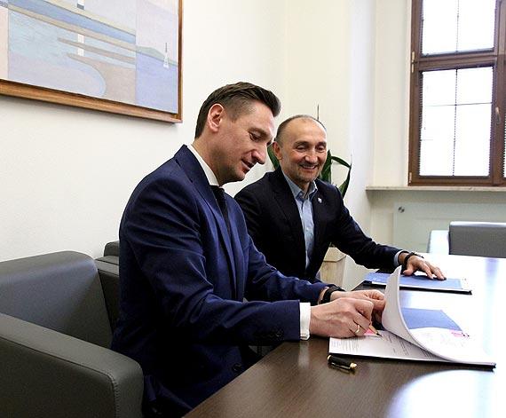 Dalszy etap renowacji pyrzyckich zabytków z pomocą Marszałka Województwa