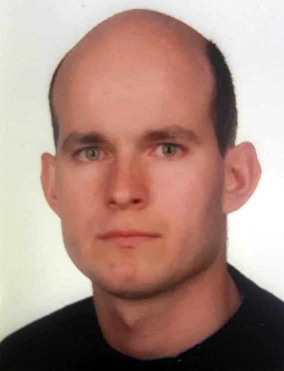 Zaginął 34-letni Grzegorz Pawłowski. Policja prosi o pomoc w poszukiwaniach