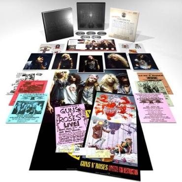 Wyjątkowe wydawnictwo Guns N Roses i singiel Shadow of Your Love