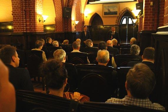 Marszałek Geblewicz przedstawił założenia konkursu dla branży stoczniowej
