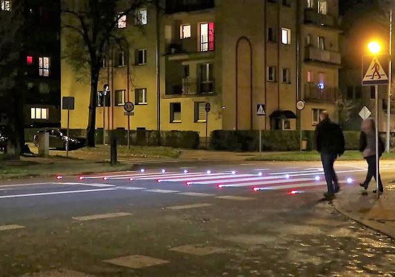 Jak będzie wyglądało aktywne przejście dla pieszych? Już w czwartek prezentacja projektu
