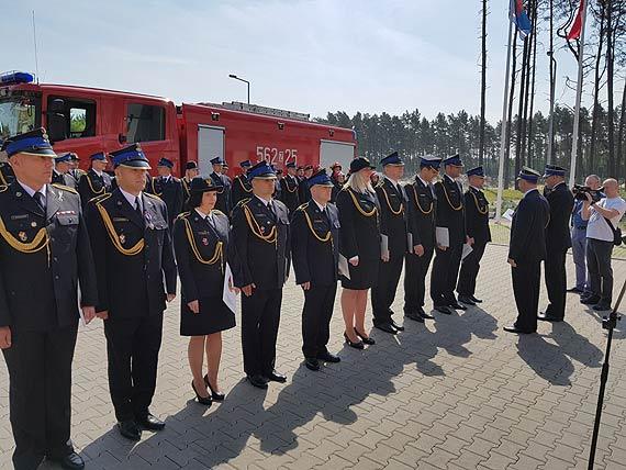 Z okazji Dnia Strażaka świnoujscy strażacy z awansami i odznaczeniami!