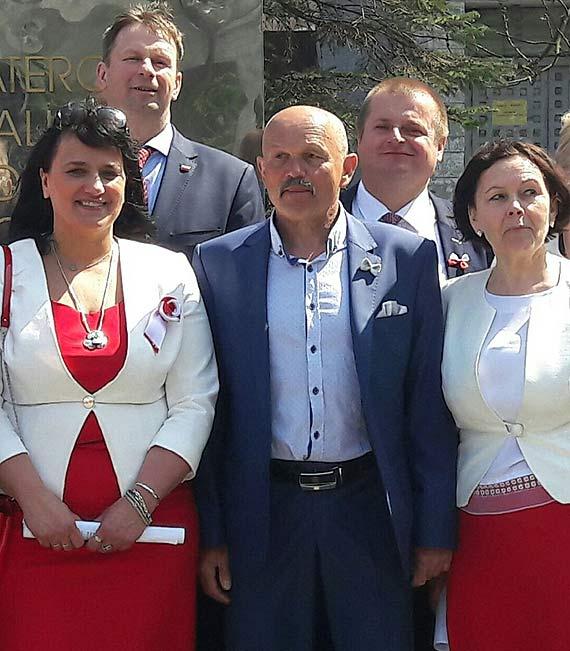 Zaproszenie na spotkanie z Marszałkiem Senatu Panem Stanisławem Karczewskim