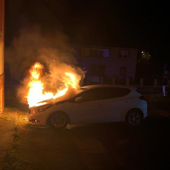 Walczy o lepsze życie mieszkańców więc spalili mu samochód. Czy radny Radosław Drozdowicz poniósł cenę za to że startuje na stanowisko Wójta? Zobacz film!