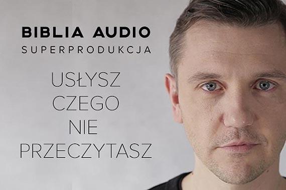 """""""Biblia Audio w plenerze"""" w Opolu. Posłuchaj najbarwniejszych opowieści biblijnych"""