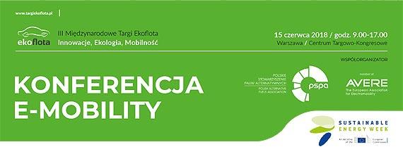10 dni do Konferencji E-mobility