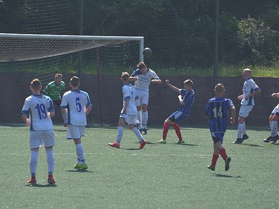 Juniorzy Młodsi FLOTA Świnoujście – Sparta Gryfice 3-2 (2-0)