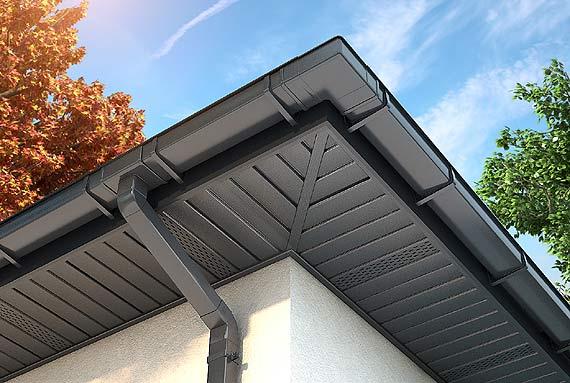 Podbitka dachowa – 5 powodów, dla których warto ją zamontować