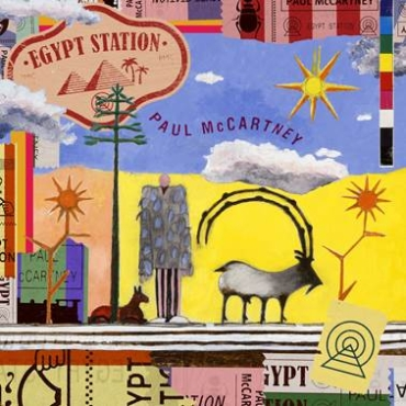 "Paul McCartney rusza w podróż z ""Egypt Station"""