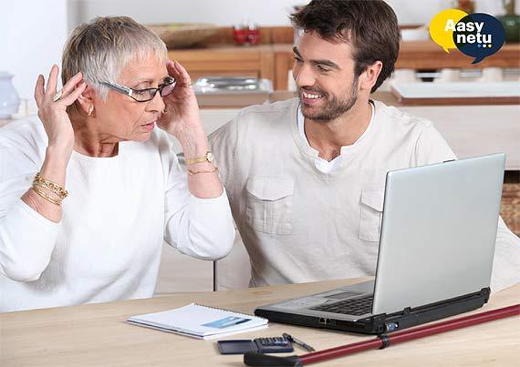 Klucz do świata internetu  – jak młodzi mogą przekazać go starszym?