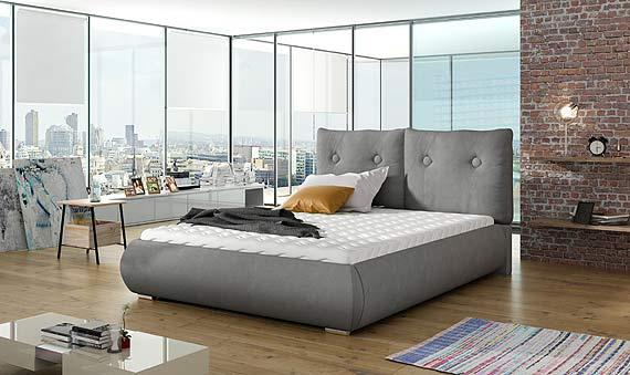 Wakacyjna sypialnia w nowoczesnym stylu