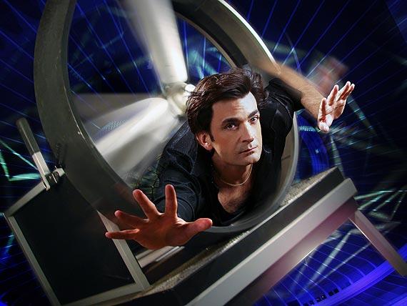 Iluzjonista Maciej Pol. Bardzo ciekawa przygoda z magią