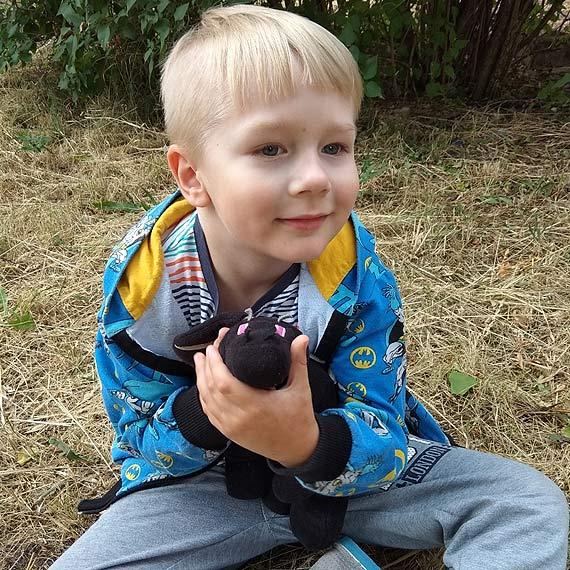 5-letni Alex z Inowrocławia ma tylko 2 miesiące na znalezienie zgodnego Dawcy szpiku