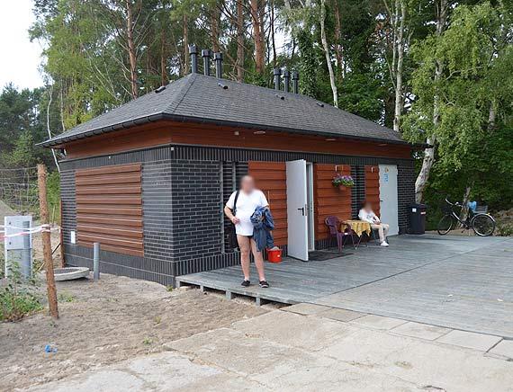 Turystka - matka o skandalicznej obsłudze jednej z bezpłatnych toalet