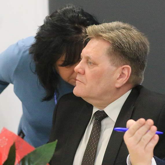 Robert Karelus, rzecznik prezydenta miasta znalazł się w szpitalu