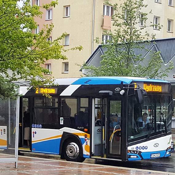 Nowe autobusy hybrydowe już na ulicach Świnoujścia
