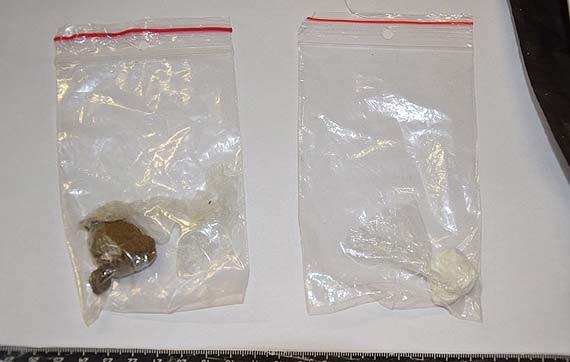 Ponad pół kilograma narkotyków nie trafi na czarny rynek