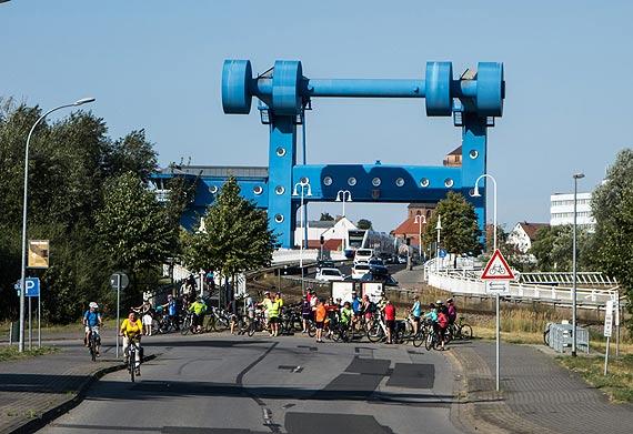 Wycieczka rowerowa z transportem UBB. Tym razem ŚwIRy ruszają z Wolgastu
