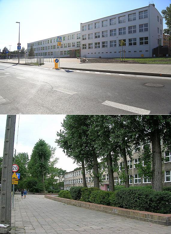Kolejny betonowy plac w mieście