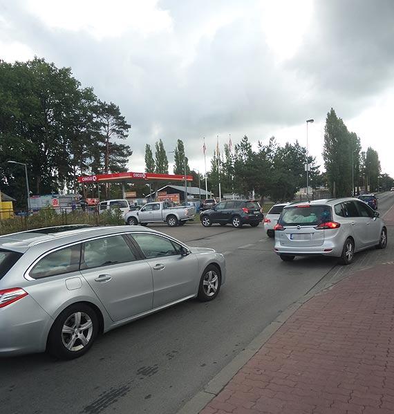 Problem zablokowanego odcinka ulicy Nowokarsiborskiej jest wciąż nierozwiązany