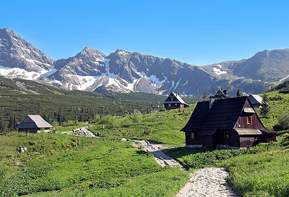 Górskie klimaty – urok drewnianych rezydencji