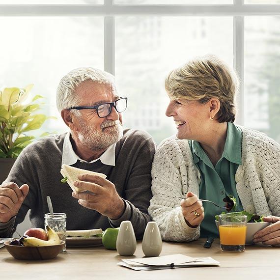 Dieta dla Seniora, czyli o żywieniu osób starszych