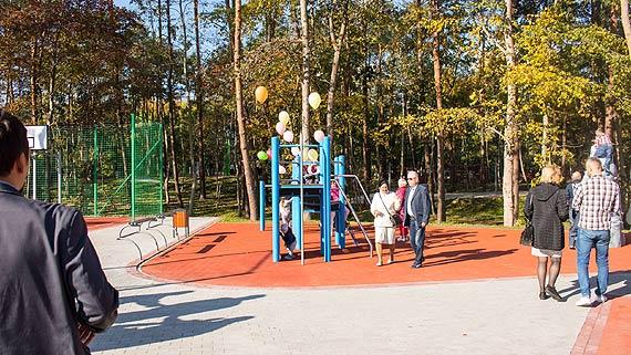 """Nastąpiło oczekiwane otwarcie! """"Świat Zabaw, Sportu i Rekreacji dla Każdego"""" przy ulicy Grunwaldzkiej"""