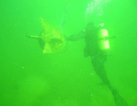 Neutralizacja min morskich z okresu II Wojny Światowej w Gdyni