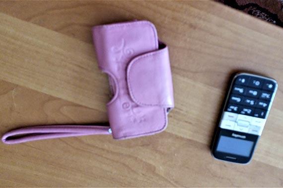 Czyj telefon?