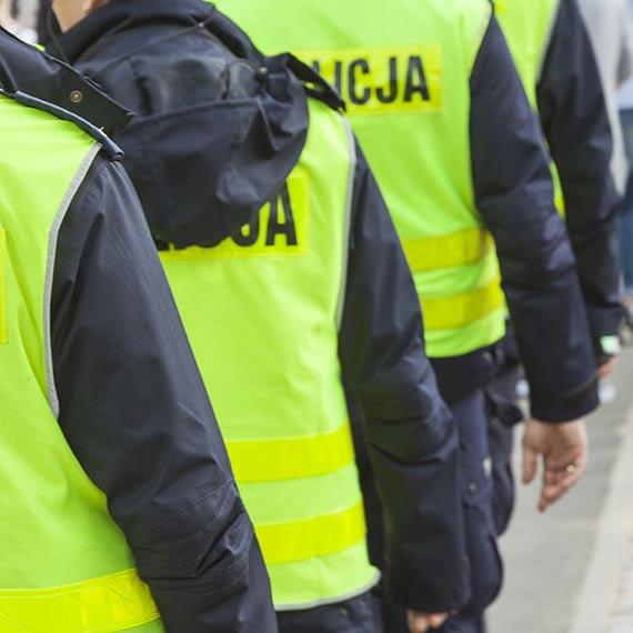 Na zwolnieniu przebywa 31% policjantów z KMP w Świnoujściu i 16% z Kamienia Pomorskiego