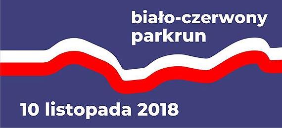 122. medalowy parkrun - Bieg Niepodległości