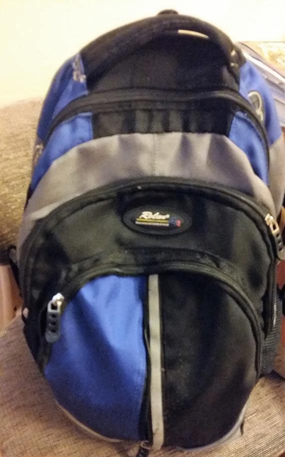 Czyj plecak?